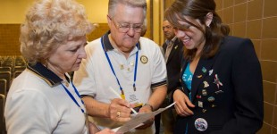 Become a Rotary YEX Volunteer